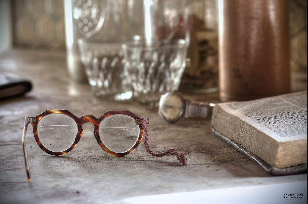 Resuscitam ochelari