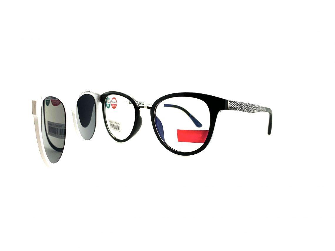 Rama ochelari clip-on CL90097B