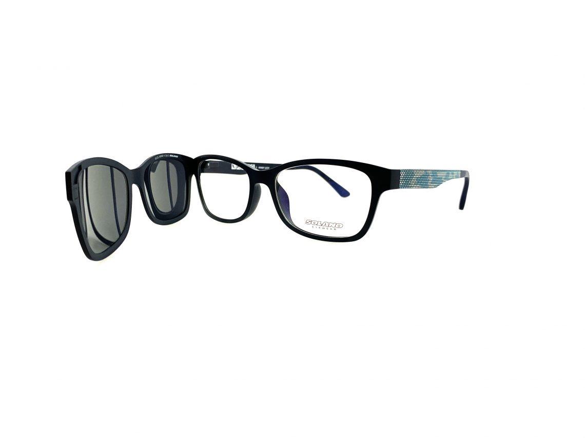 Rama ochelari clip-on CL90006K