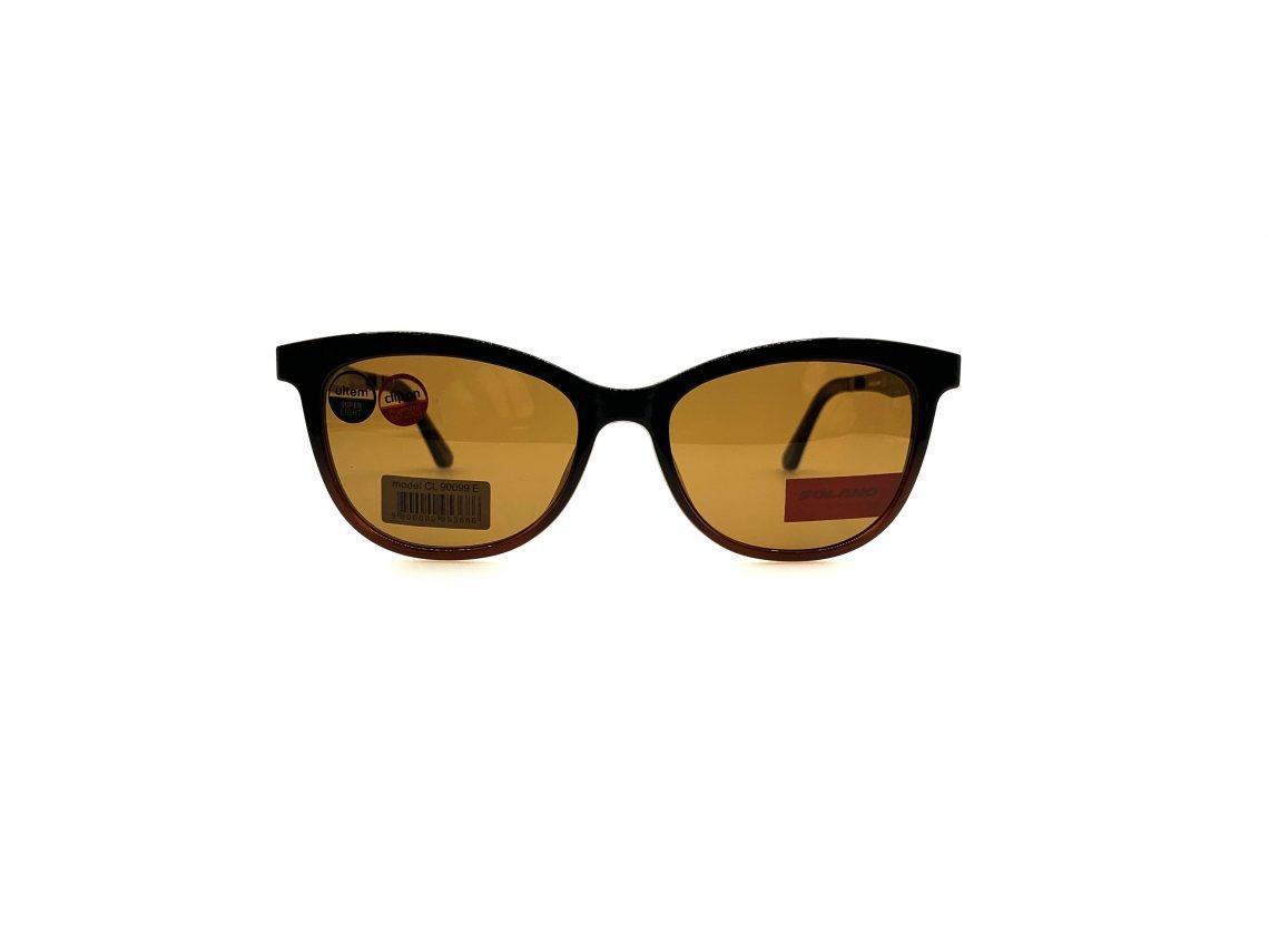 rama ochelari clip-on