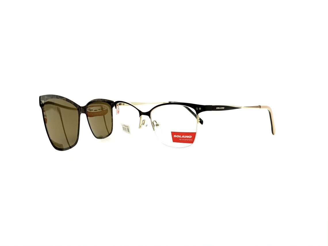 Rama ochelari clip-on CL10119C