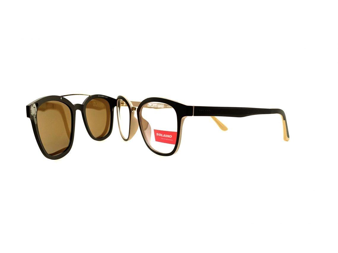Rama ochelari clip-on CL90095A