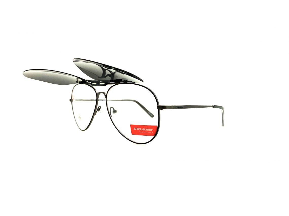 Rama ochelari clip-on CL10105D