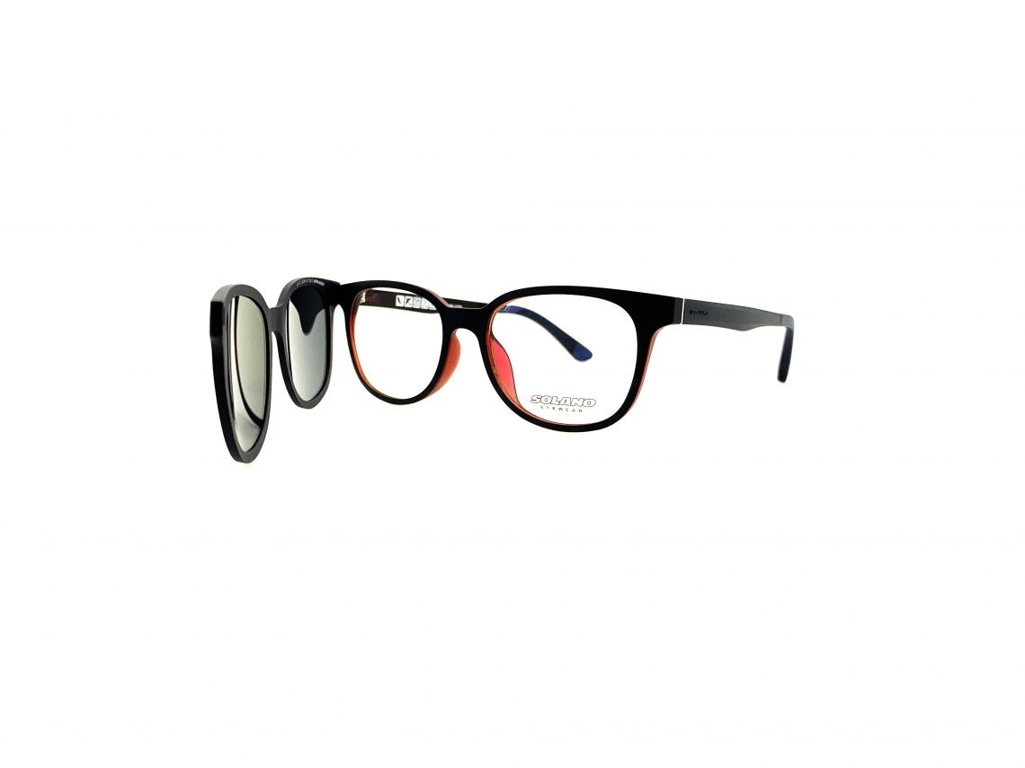 Rama ochelari clip-on CL90054B