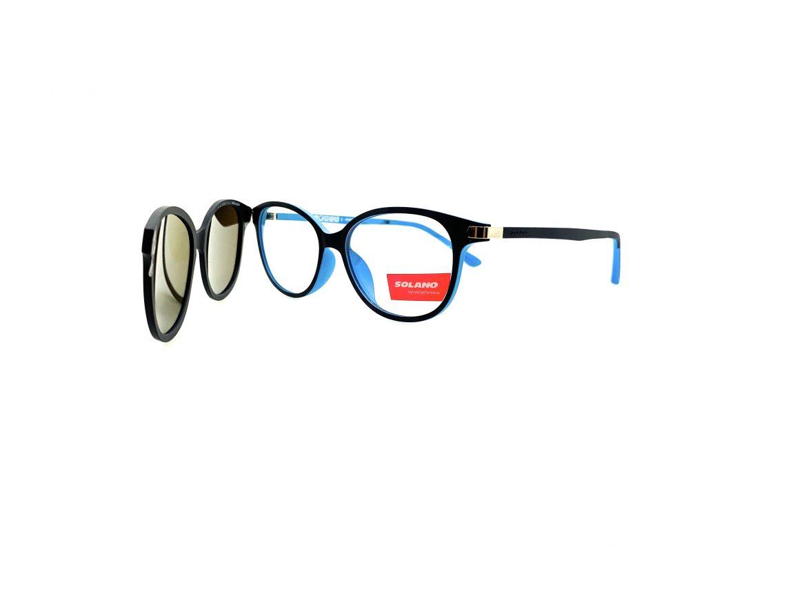 Rama ochelari clip-on CL90062B