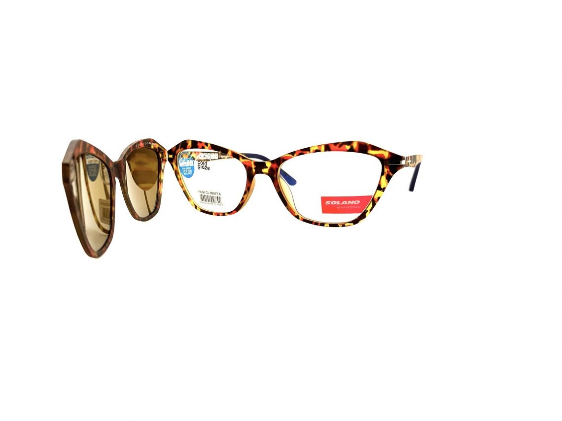 Rama ochelari clip-on CL90075A