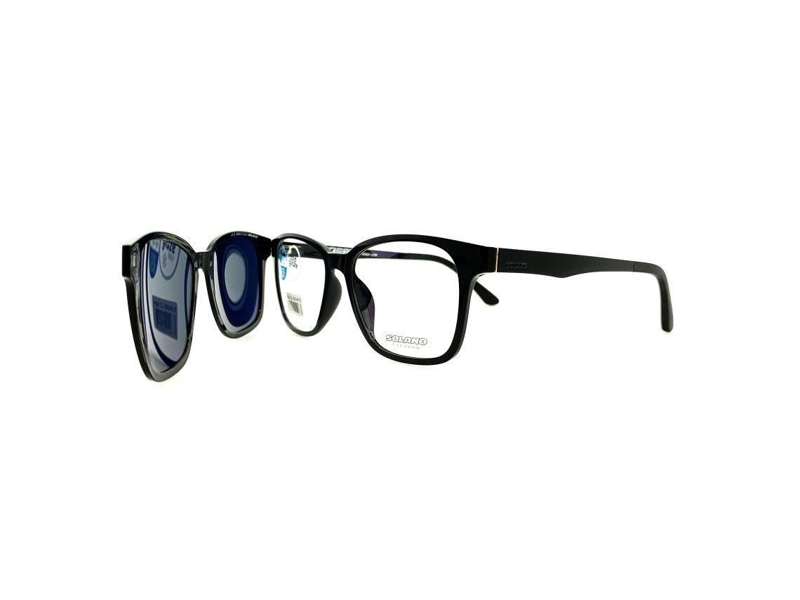 Rama ochelari clip-on CL90046B