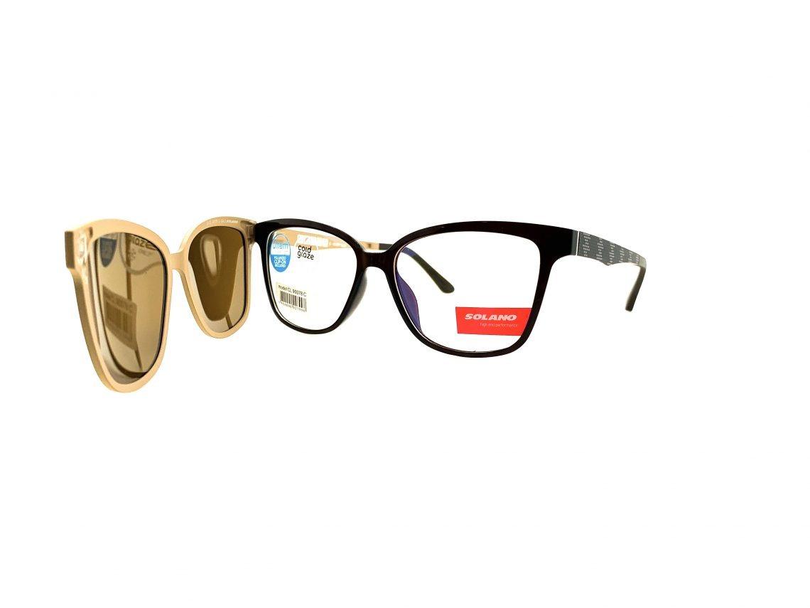 Rama ochelari clip-on CL90073C