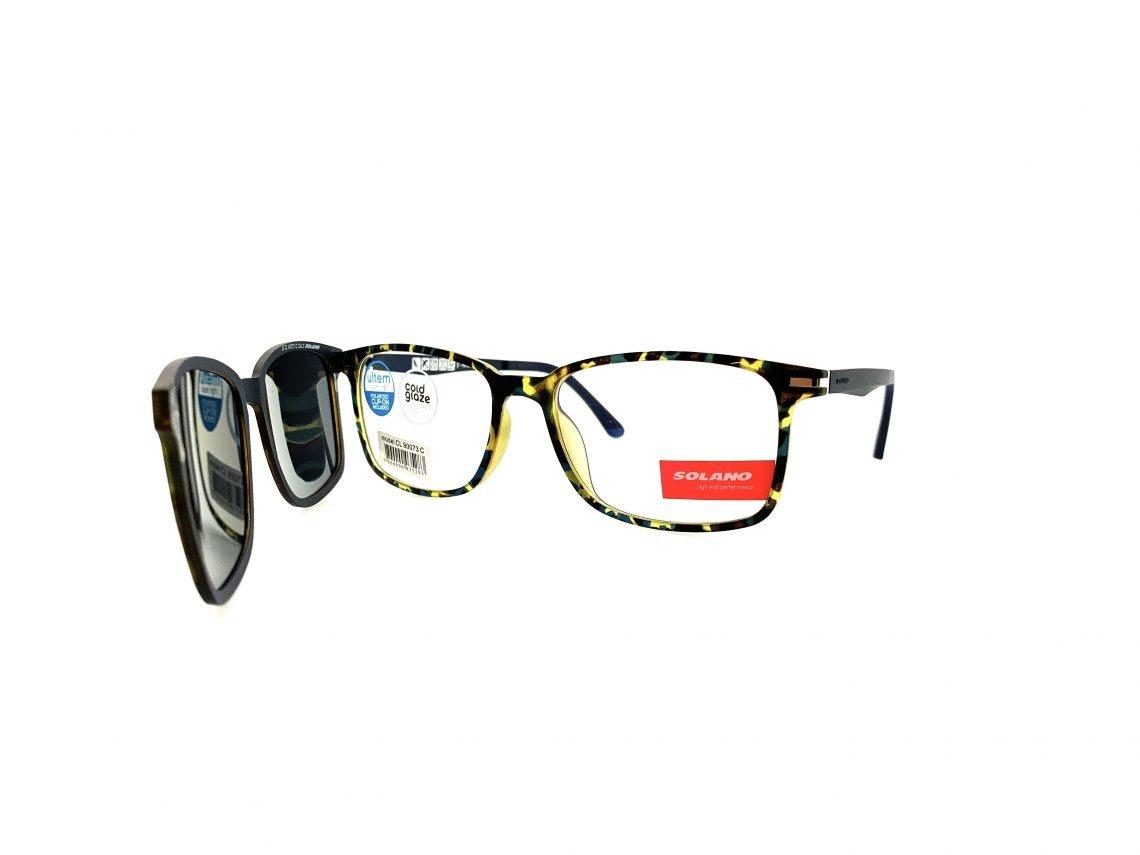 Rama ochelari clip-on CL90110D