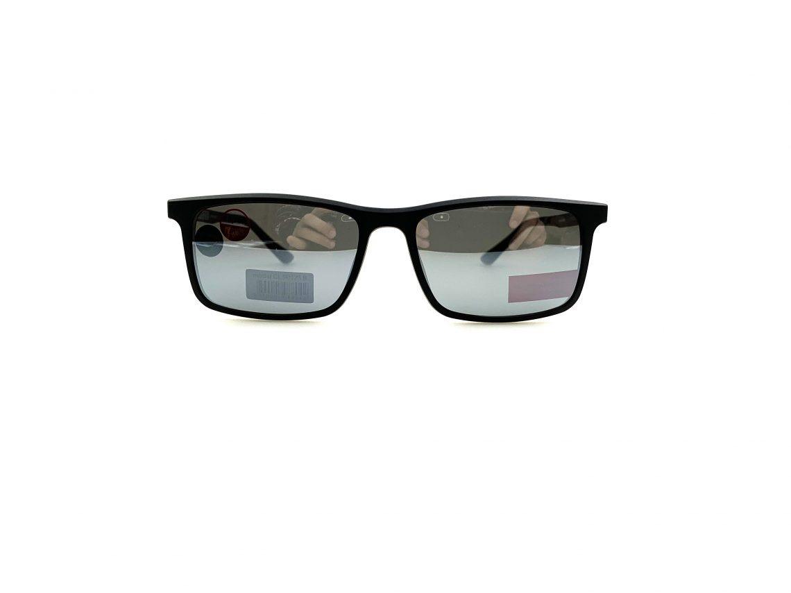 rama ochelari clip on