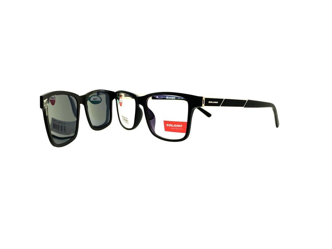 Rama ochelari clip-on CL90104A