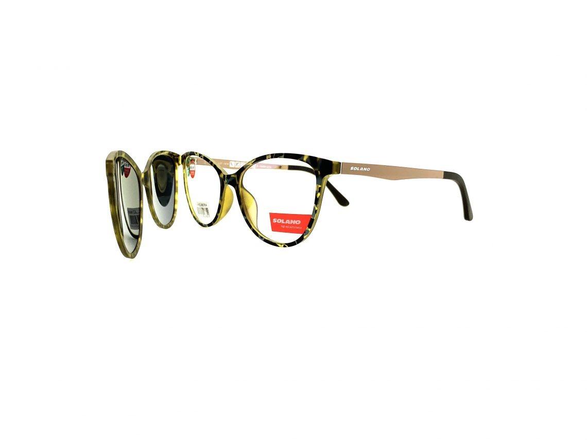 Rama ochelari clip-on CL90076A