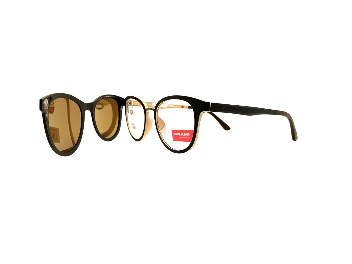 Rama ochelari clip-on CL90097D