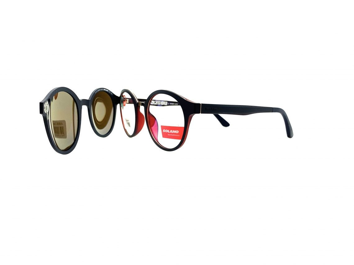 Rama ochelari clip-on CL90098A