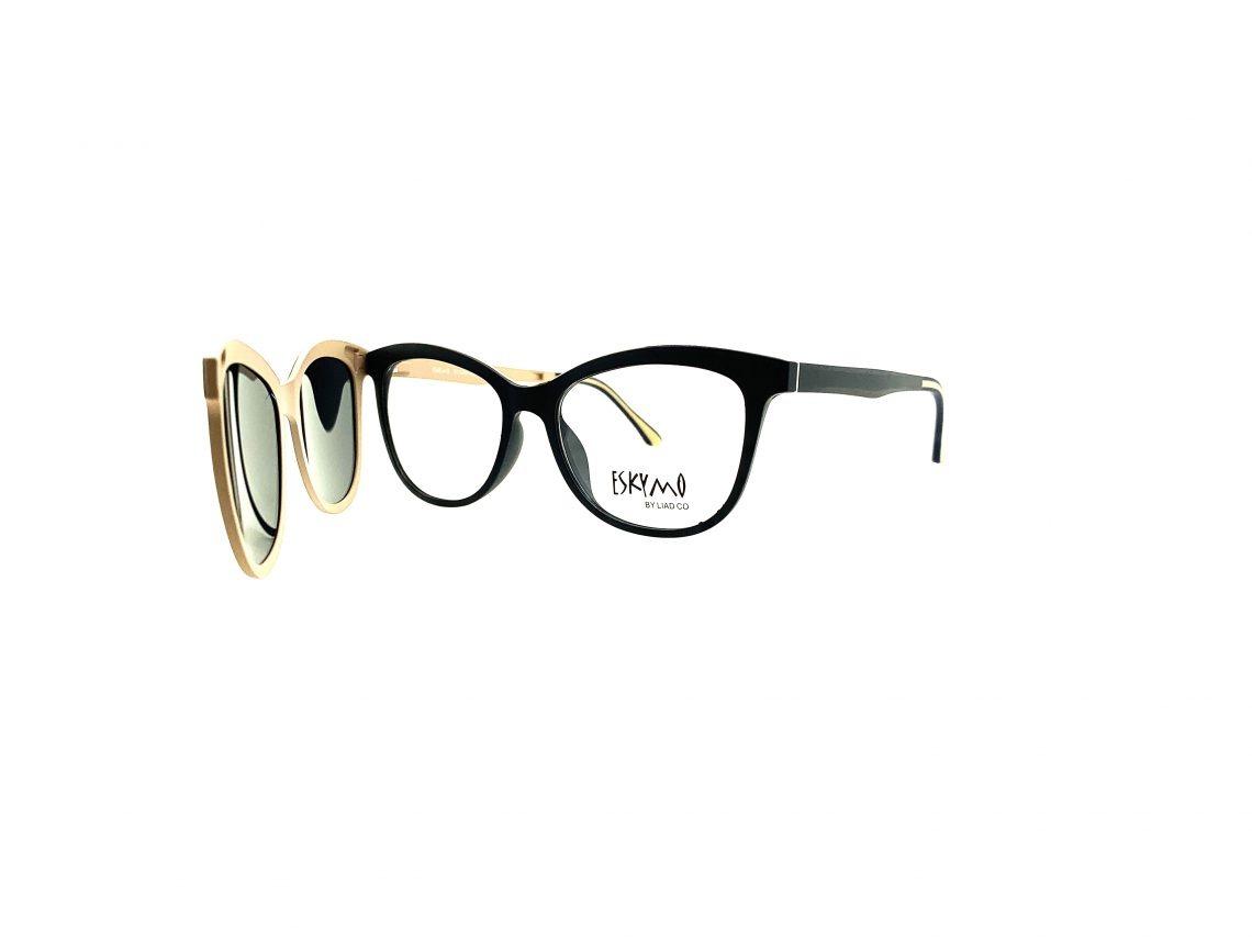 Rama ochelari clip-on ESK925C1