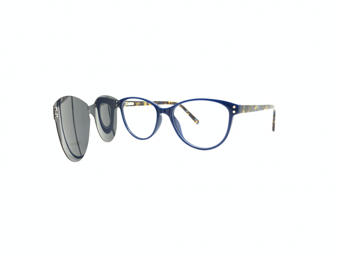 Rama ochelari clip-on Opal 144 C07