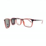 Rama ochelari clip-on Solano CL90104C