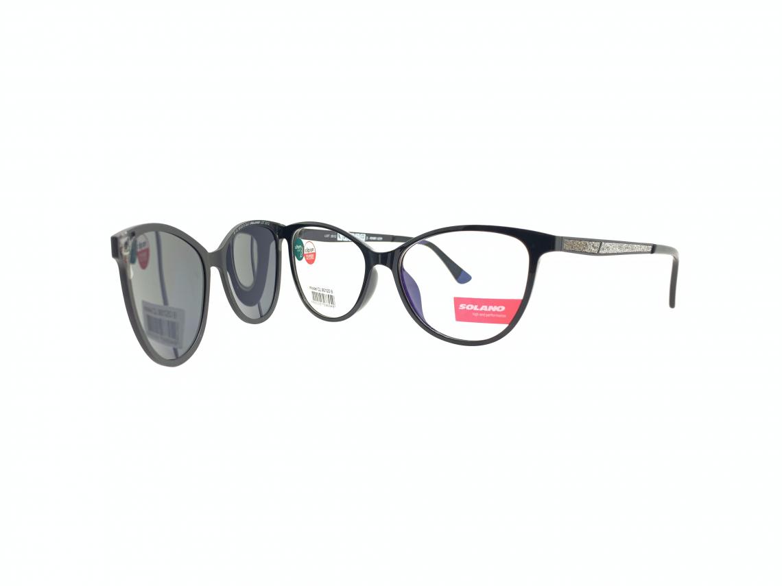 Rama ochelari clip-on Solano CL90120B