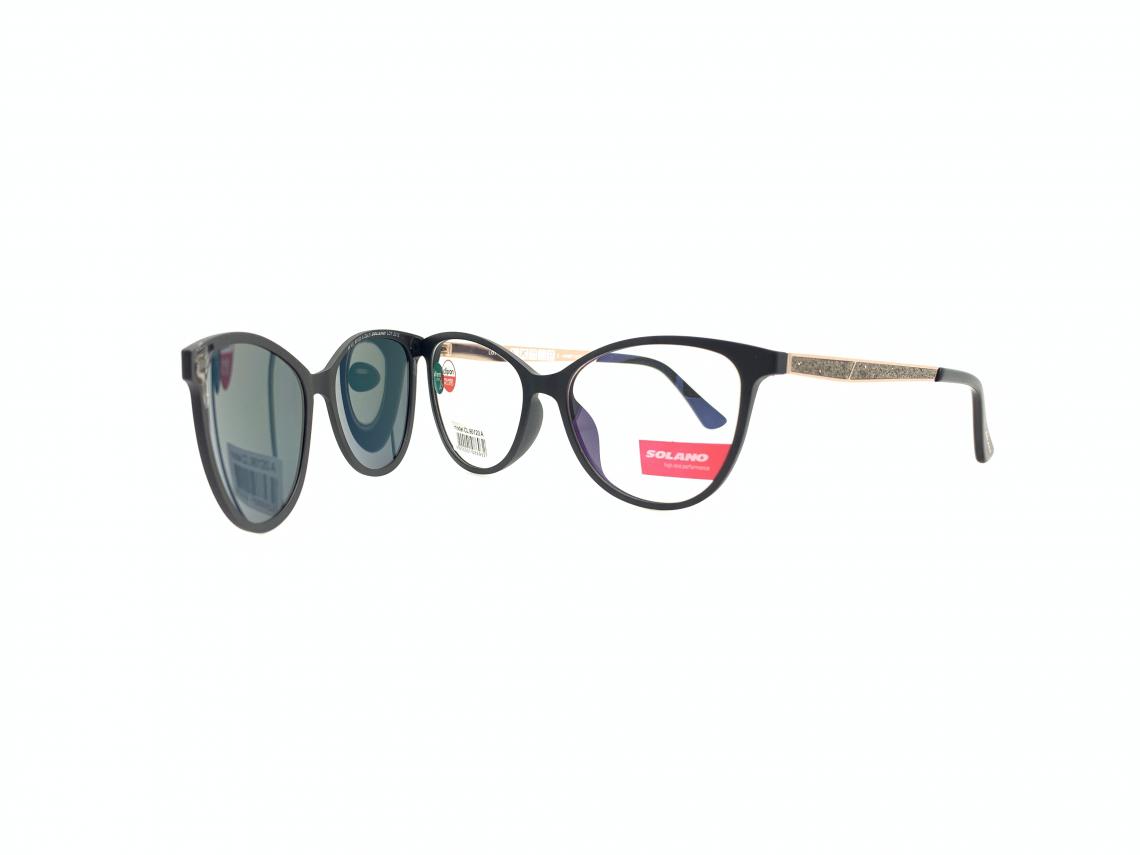 Rama ochelari clip-on Solano CL90120A