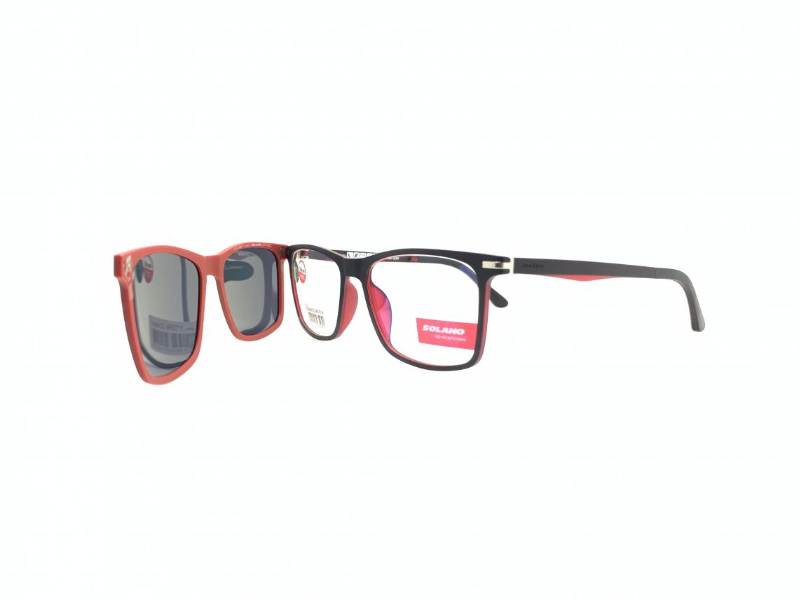 Rama ochelari clip-on Solano CL90071A