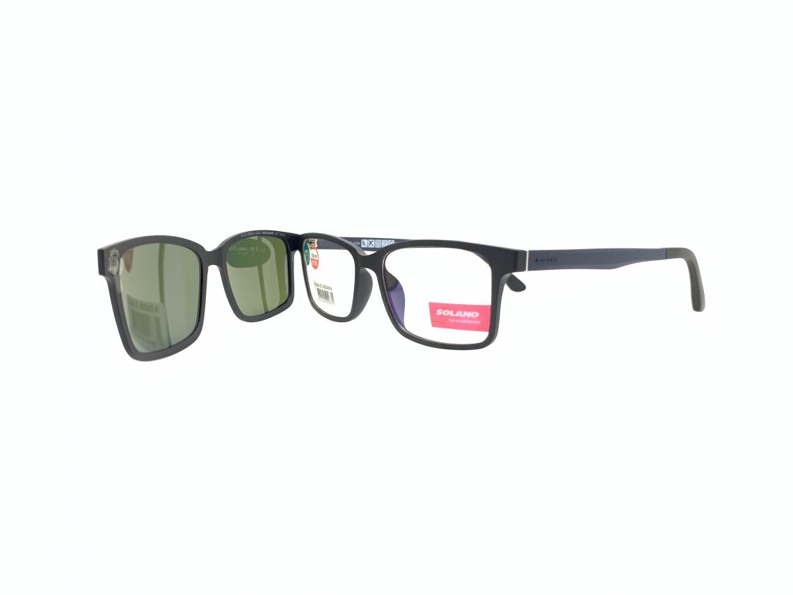 Rama ochelari clip-on Solano CL90045A