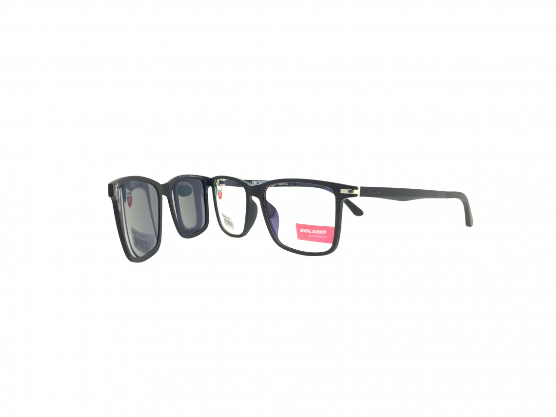 Rama ochelari clip-on Solano CL90072I