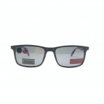 Rama ochelari clip-on Solano CL90131C