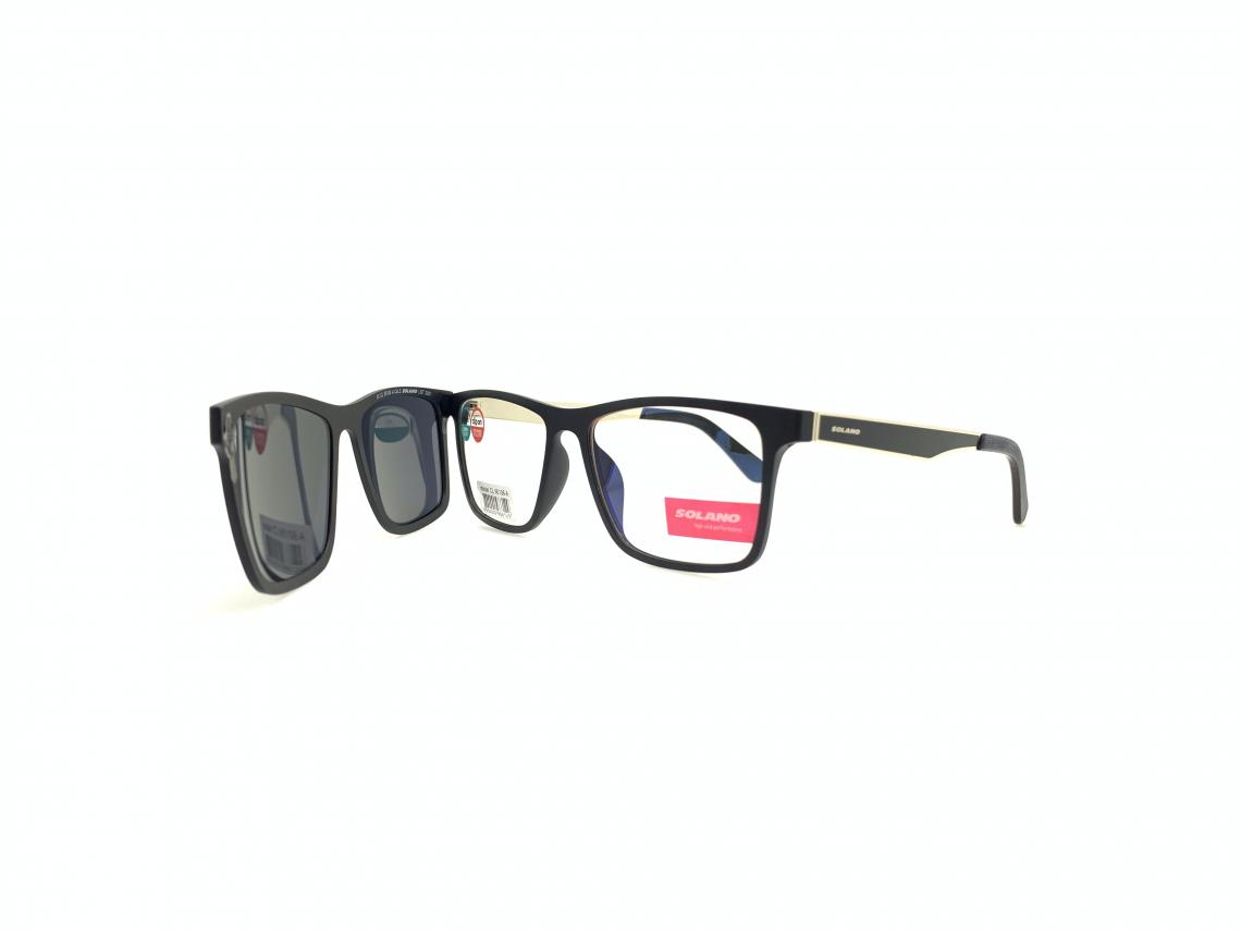 Rama ochelari clip-on Solano CL90106A