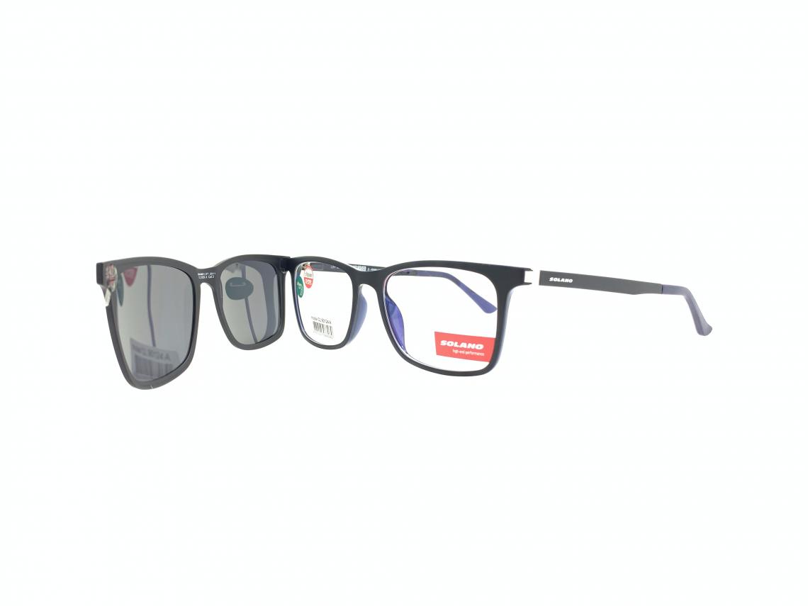 Rama ochelari clip-on Solano CL90124A