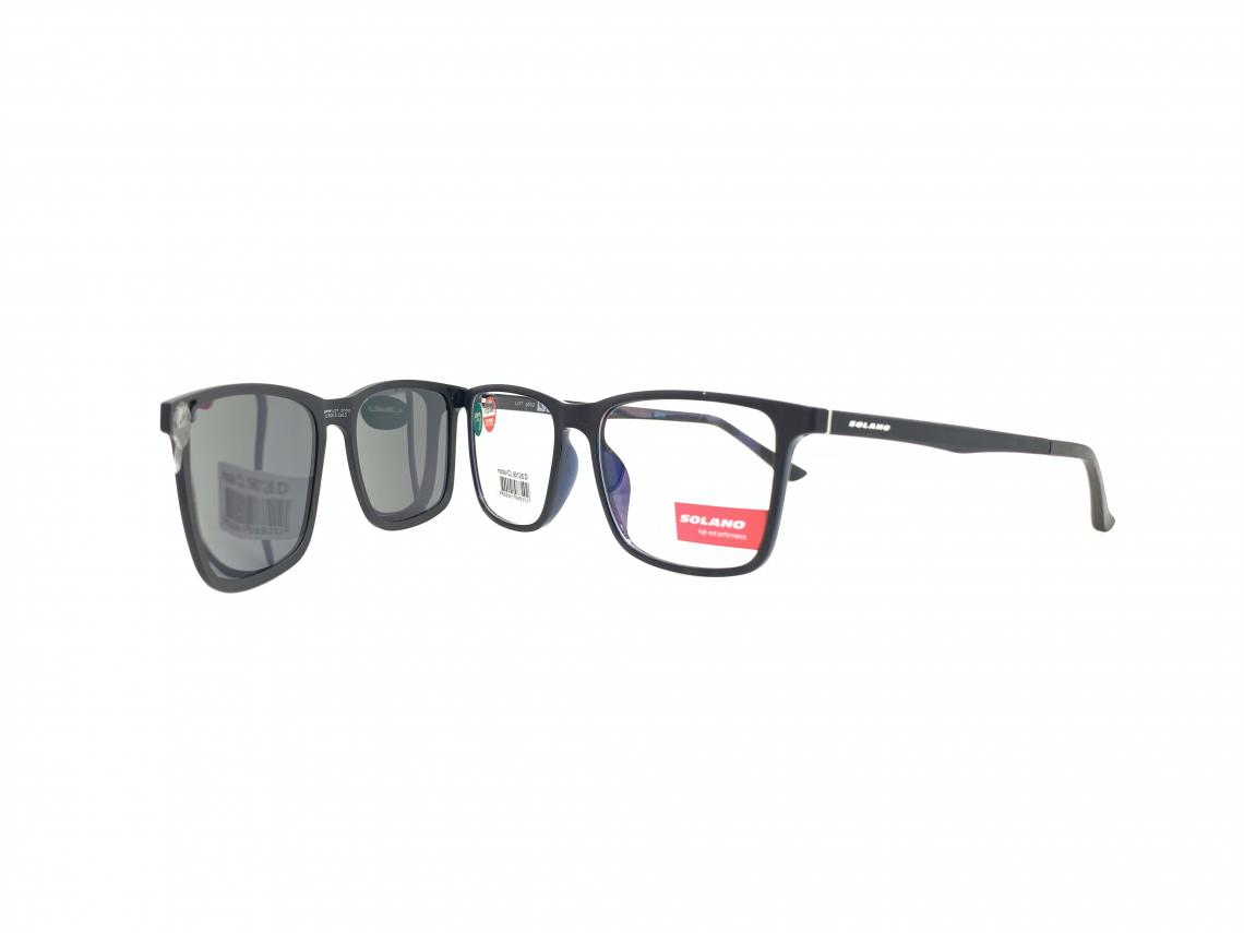 Rama ochelari clip-on Solano CL90126D