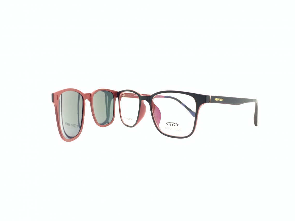 Rama ochelari clip-on Heavy Tools HT9000C