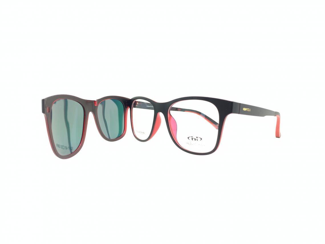 Rama ochelari clip-on Heavy Tools HT9002D