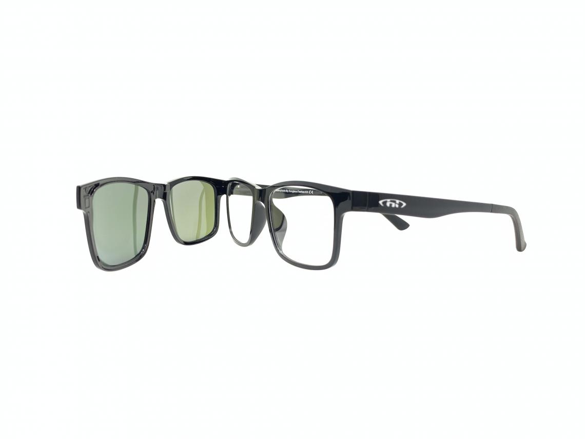 Rama ochelari clip-on Heavy Tools HT8016C1